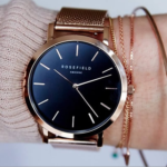 ローズフィールドのオシャレな腕時計を楽天購入する。